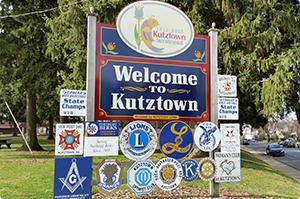 Kutztown_welcome_sign