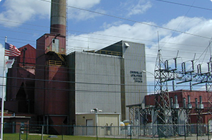 Orrville Utilities Power Plant