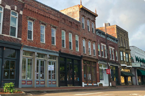 Paducah_historic_downtown