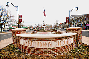 Quakertown_Borough_welcome